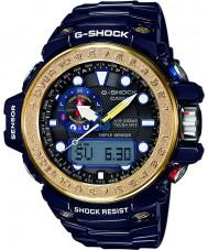 Casio GWN-1000F-2AER Mens g-shock gulfmaster blau triple Sensor solarbetriebene Uhr