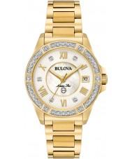 Bulova 98R235 Damen armbanduhr