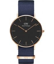 Daniel Wellington DW00100281 Klassische Bayswater 36mm Uhr