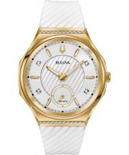 Bulova 98R237 Damen-Diamant-Curv-Uhr