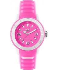Ice-Watch GL.PK.U.S.14 Unisex Eis-Glühen rosa Uhr
