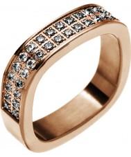Edblad 83186 Damen jolie Roségold vergoldet Ring - Größe L (xs)