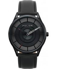 Police 15399JSB-02 Herren Burbank Uhr