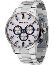 Police 15000JS-04M Herren armbanduhr