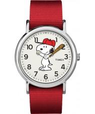 Timex TW2R41400 Peanuts Weekender Uhr