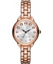 Marc Jacobs MJ3496 Damen stieg betty Gold Stahl-Armbanduhr