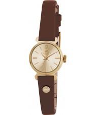 Radley RY2052 Damen vintage tan Lederband Uhr