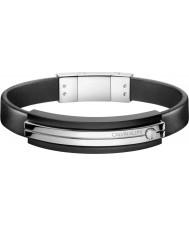 Calvin Klein KJ8AMB290100 Mens mächtiges Armband