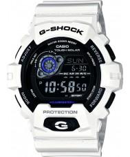 Casio GR-8900A-7ER Mens g-shock Weltzeit weiß solarbetriebene Uhr