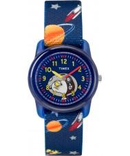 Timex TW2R41800 Kinder-Erdnüsse beobachten