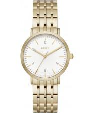 DKNY NY2503 Damen Minetta Gold Stahl-Armbanduhr