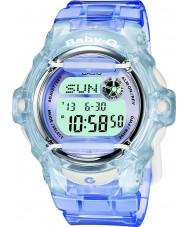 Casio BG-169R-6ER Damen Baby-g Telememo 25 blau digitale Uhr