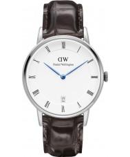Daniel Wellington DW00100097 Dapper 34mm york silberne Uhr
