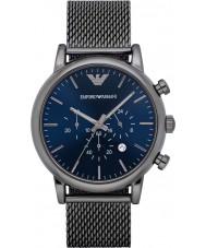 Emporio Armani AR1979 Mens klassische Rotguss Chronograph