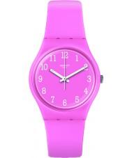 Swatch GP156 Damen pinkway Uhr