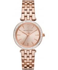 Michael Kors MK3366 Damen Darci Rose vergoldet Uhr