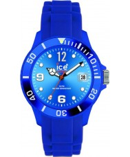 Ice-Watch 000125 Sili blau kleine Silikonuhr