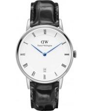 Daniel Wellington DW00100117 Dapper 34mm Lesen silberne Uhr
