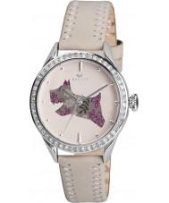 Radley RY2083 Damen Creme Lederarmband Uhr mit Steinen