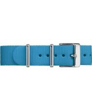 Timex TW7C07400 Weekender field blau Nylonband