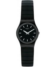 Swatch LB183B Damen flexiblack Uhr