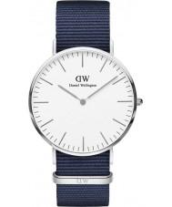 Daniel Wellington DW00100276 Klassische Bayswater 40mm Herrenuhr