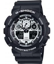 Casio GA-100BW-1AER G-Shock Herrenuhr