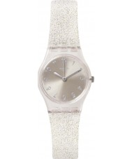 Swatch LK343E Damen Silber Glistar auch zu sehen