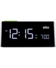 Braun BNC016BK Schwarz LCD-Uhr