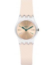 Swatch LK372 Damen quadretten Uhr