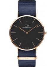 Daniel Wellington DW00100277 Klassische Bayswater 40mm Herrenuhr