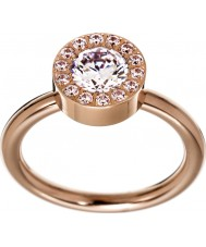Edblad 83275 Damen thassos Roségold vergoldet Ring - Größe q (l)