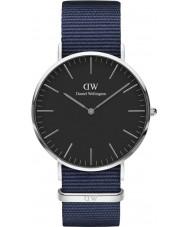 Daniel Wellington DW00100278 Klassische Bayswater 40mm Herrenuhr