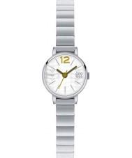 Orla Kiely OK4005 Damen frankie Silber Stahl Armbanduhr