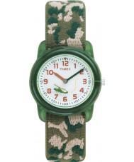 Timex T78141 Kinder Tarnung Uhr