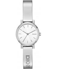 DKNY NY2306 Damen soho silberne Uhr