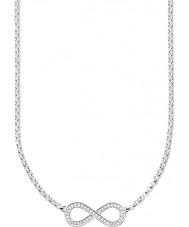 Thomas Sabo KE1312-051-14 Damen Ewigkeit der Liebe unendlich silberne Halskette