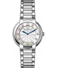 Dreyfuss and Co DLB00060-D-01 Damen 1974 Diamanten besetzt silberne Uhr