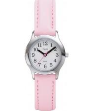Timex T79081 Kinder weiß rosa meine erste Uhr