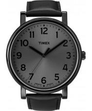 Timex T2N346 Alle schwarz klassischen runden Uhr