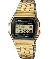 Casio A159WGEA-1EF Sammlung klassische vergoldete Uhr