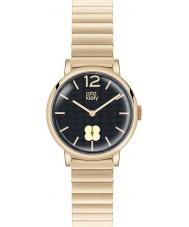 Orla Kiely OK4008 Damen frankie Marine hamilton vergoldet Uhr