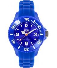 Ice-Watch 000791 Sili für immer mini blau Silikonband Uhr
