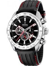 Festina F16489-5 Herren-Chronograph Dual Time Watch