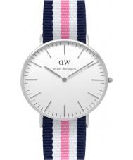 Daniel Wellington DW00100050 Damen klassische southampton 36mm silberne Uhr