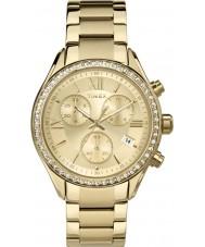 Timex TW2P66900 Damen miami Gold Chronograph