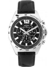 Rotary GS90070-04 Herren Armbanduhr