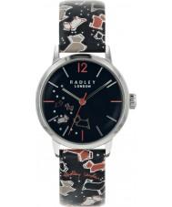 Radley RY2623 Damen-Speckle-Hunde-Uhr
