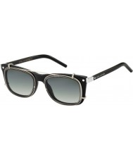 Marc Jacobs Marc 17-s Z07 ur schwarz Palladium Sonnenbrille