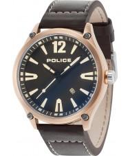 Police 15244JBR-02 Herren armbanduhr